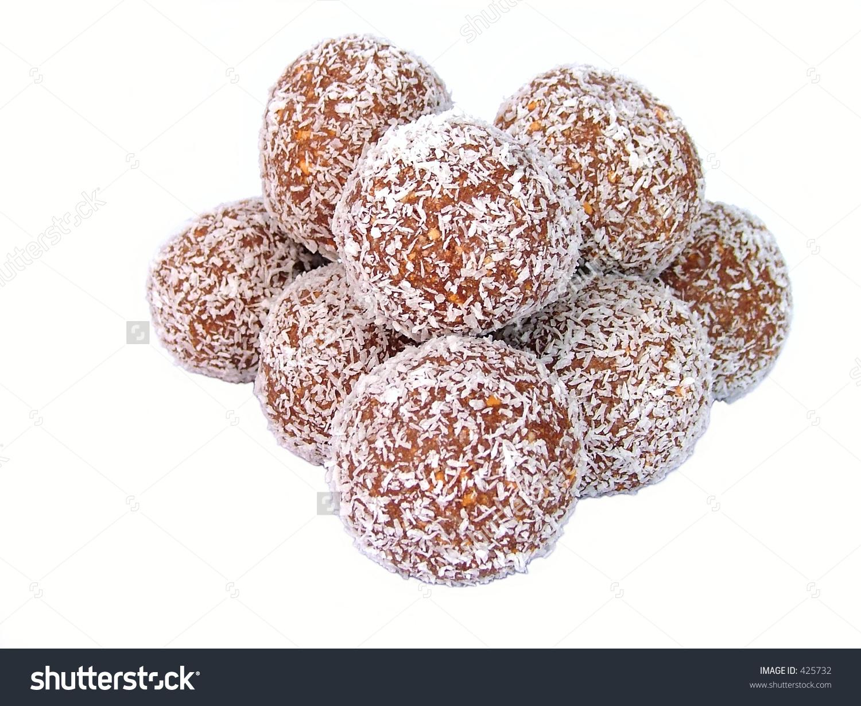 Chocolate Truffles/ Rum Balls Stock Photo 425732 : Shutterstock.