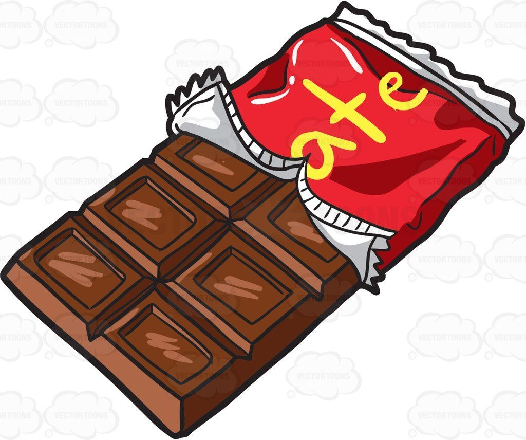 Chocolate bar clipart png 1 » Clipart Portal.