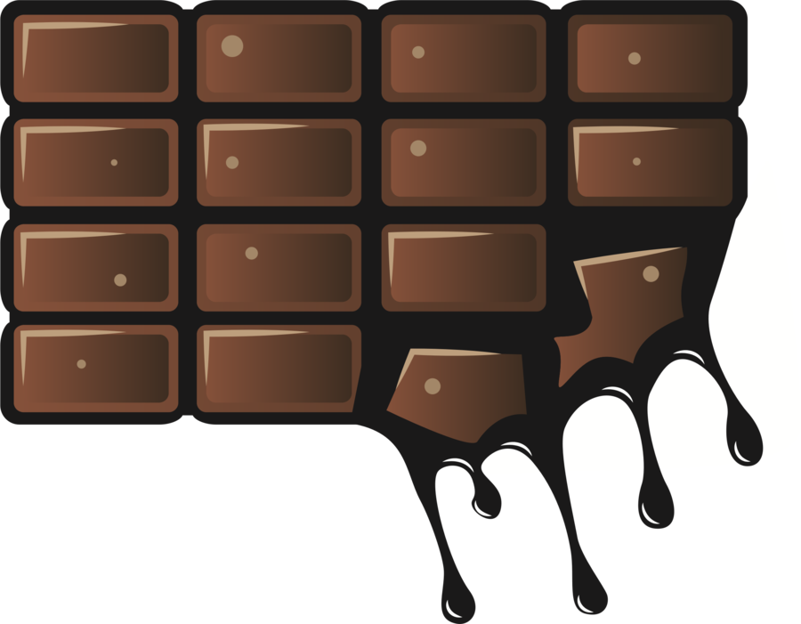 Chocolate Bartransparent png image & clipart free download.