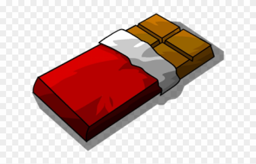 Banner Library Chocolate Bars Clipart.