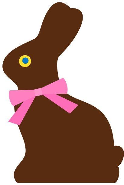 Bunny Silhouette.