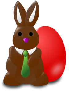 Free Chocolate Rabbit Cliparts, Download Free Clip Art, Free Clip.