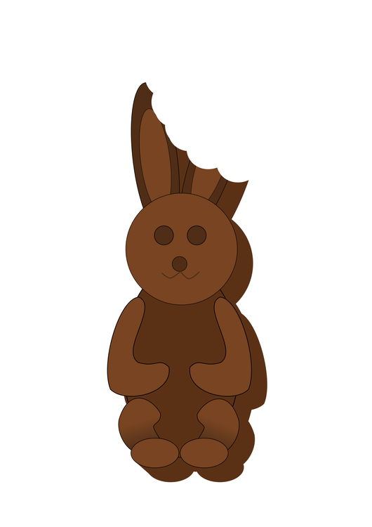 Food,Carnivoran,Easter Bunny Vector Clipart.