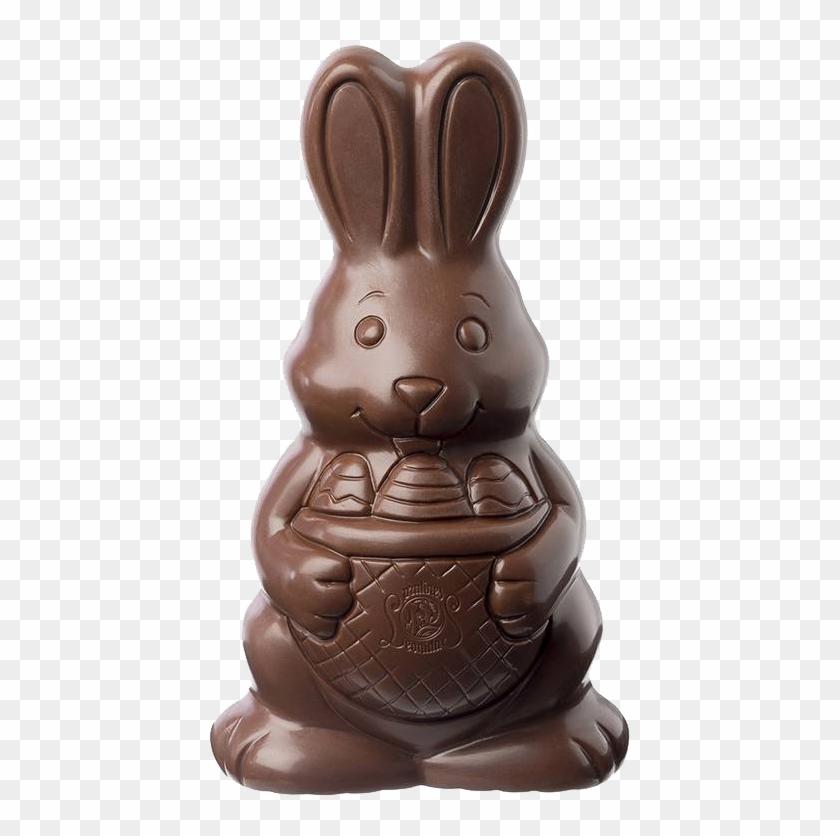 Chocolate Bunny Png.