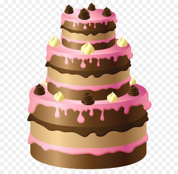 Birthday cake Chocolate cake Wedding cake Clip art.