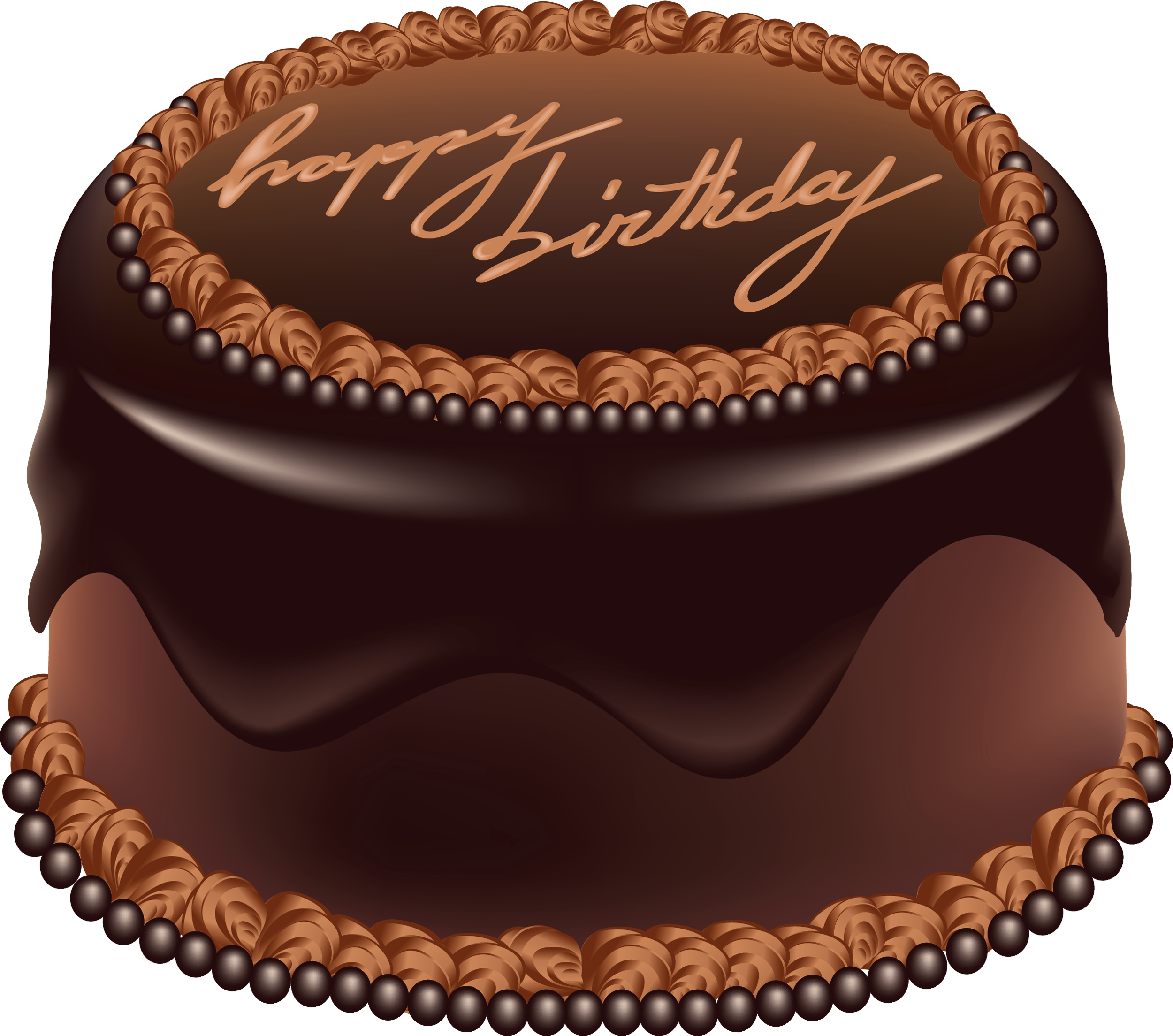 Chocolate Cake Clipart Free Clipground