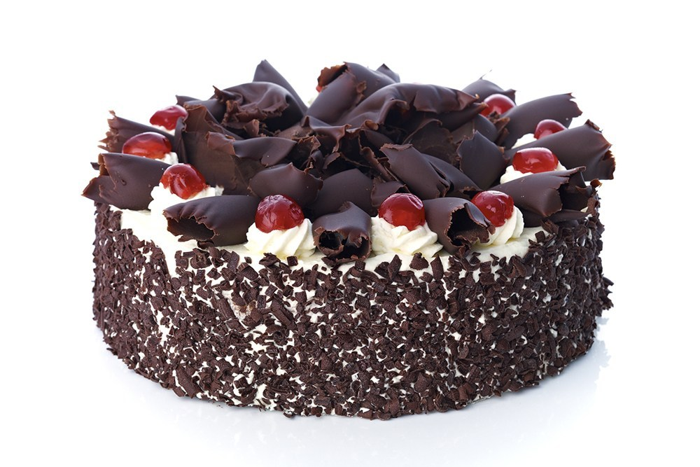 Celebration Black Forest Cakes.