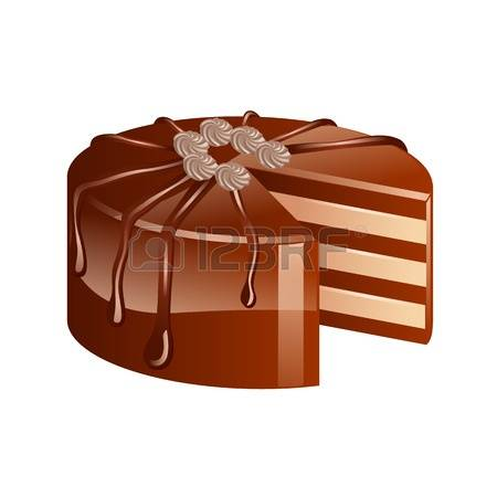 47,123 Chocolate Cake Stock Vector Illustration And Royalty Free.