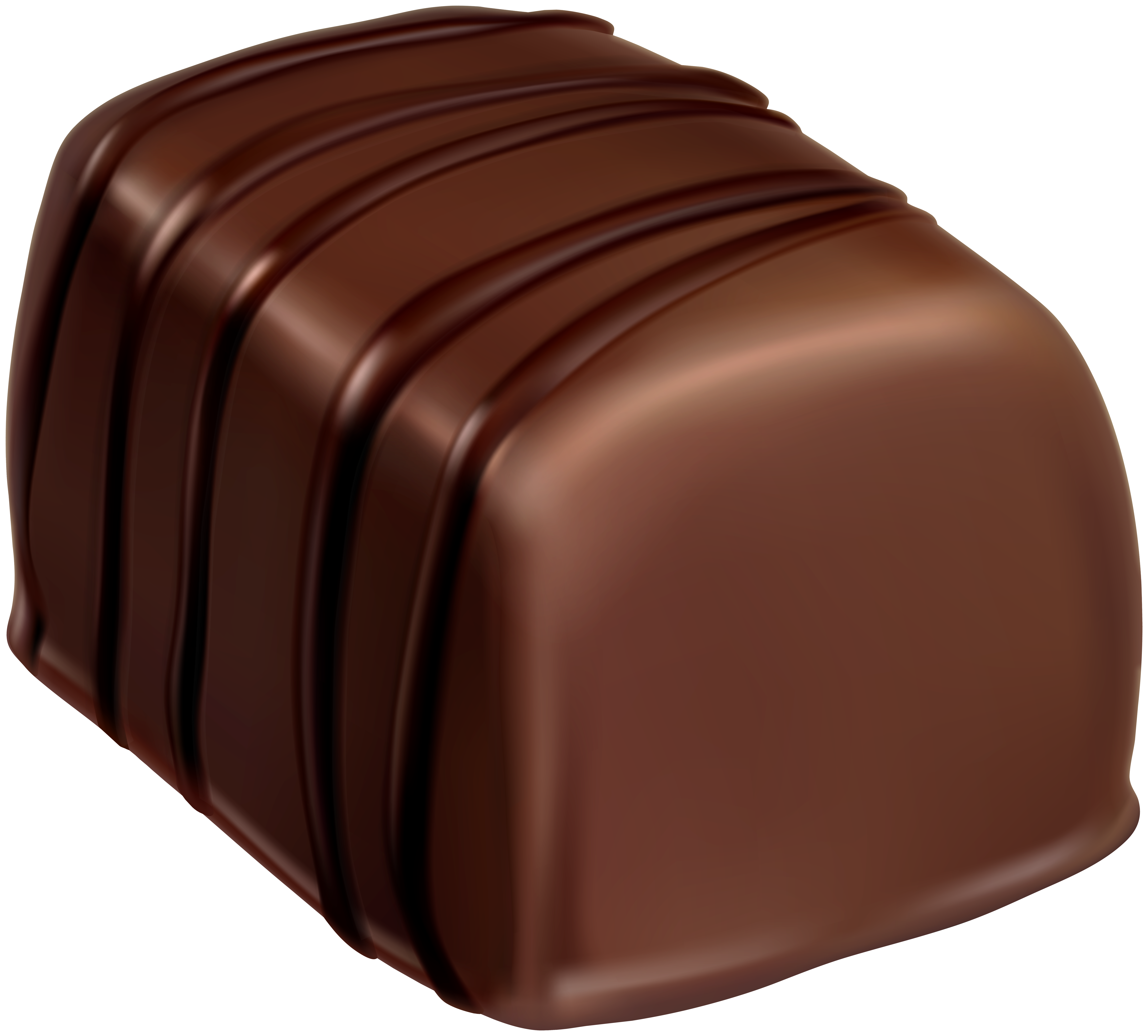 Chocolate Candy PNG Clip Art Image.