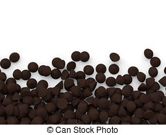 Chocolate chip Clipart and Stock Illustrations. 1,626 Chocolate.