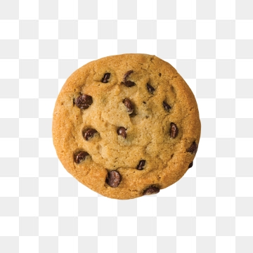 Chocolate Chip Cookie Png, Vector, PSD, and Clipart With Transparent.