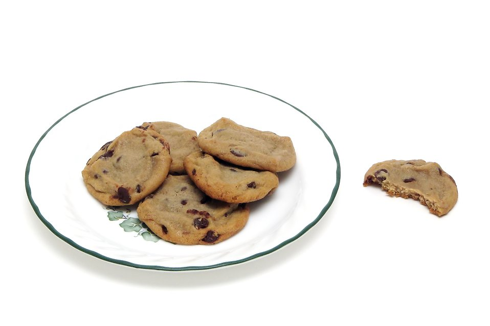 399 Chocolate Chip Cookies free clipart.