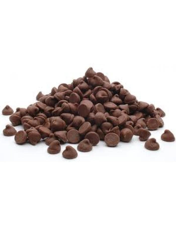 Barry Callebaut Belgian Semi Sweet Chocolate Chips 4,000 Chips.