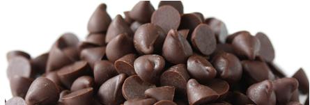 Dark Chocolate Chips, Chocolates.