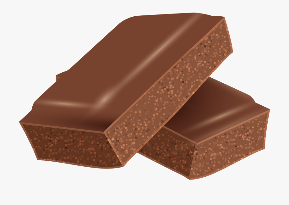 Chocolate Clipart Chocolate Piece.