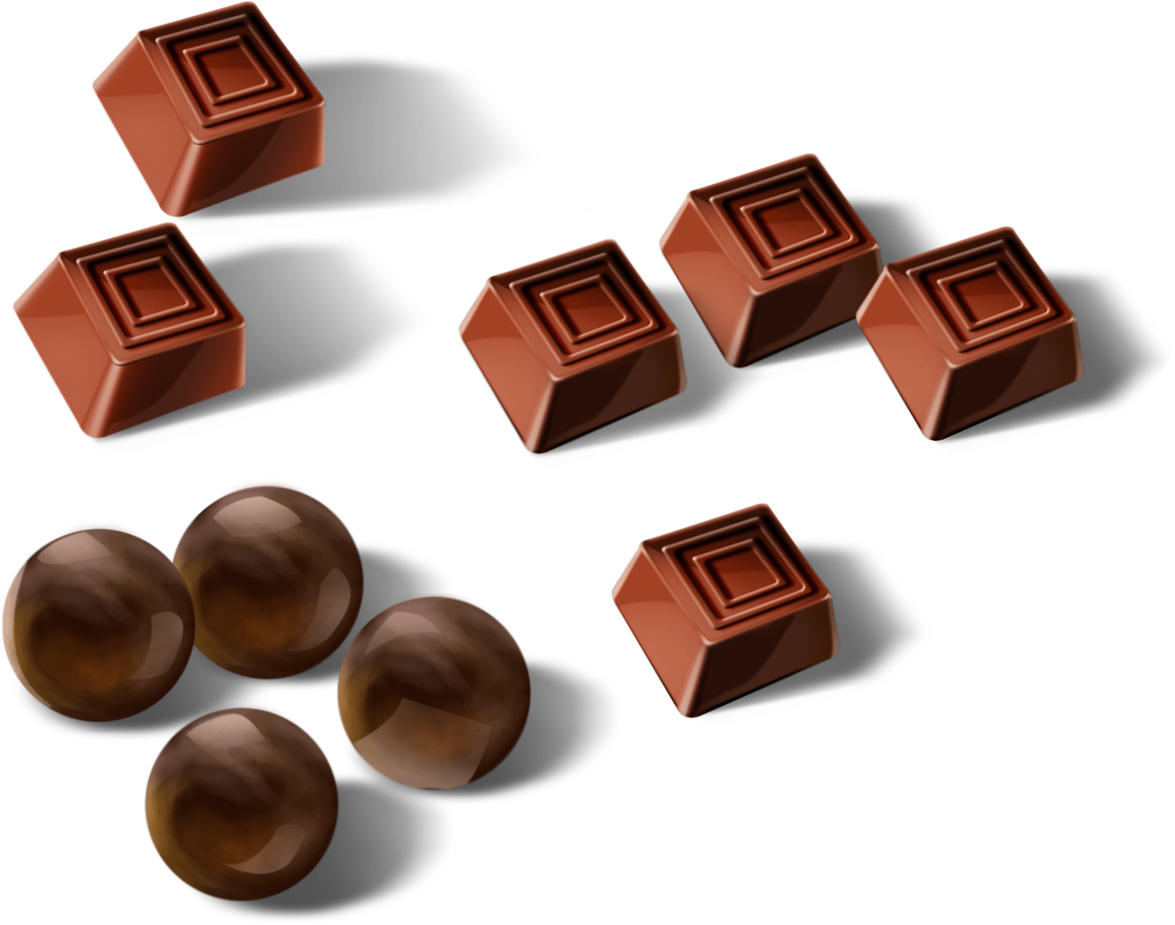 chocolate clipart png #9
