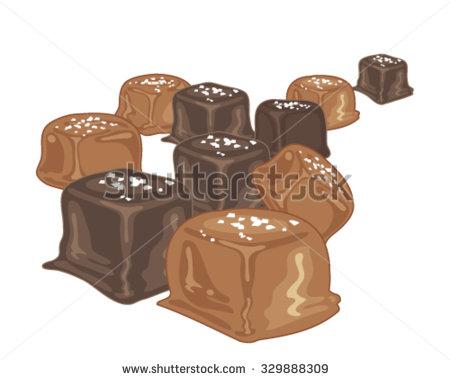 Caramel Candy Stock Vectors, Images & Vector Art.