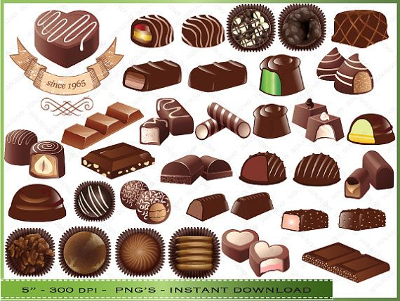 1000+ images about chocolate and candy clipart on Pinterest.
