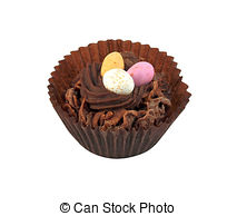 Pictures of Chocolate Cornflake Cakes.