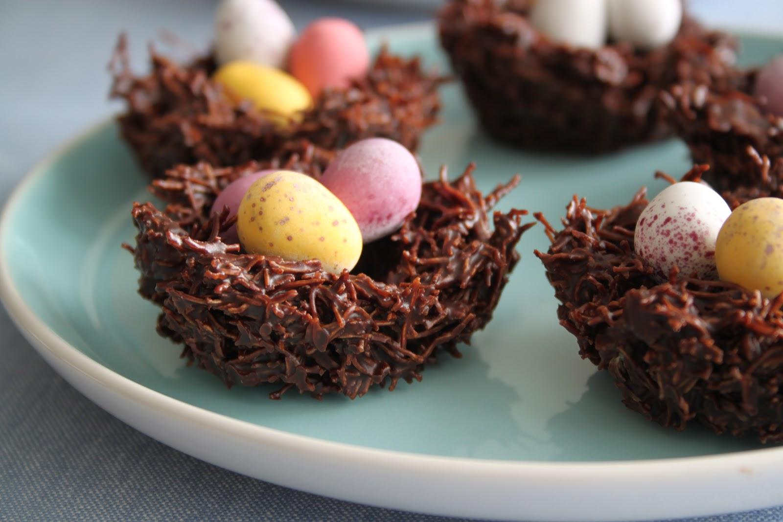 Images of Kids Easter Baking.