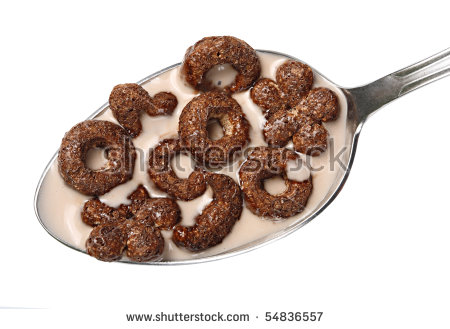 Ring Cereal Stock Photos, Royalty.