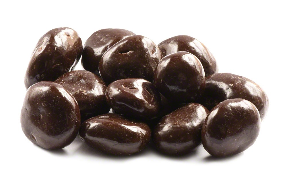 Dark Chocolate Covered Cherries.