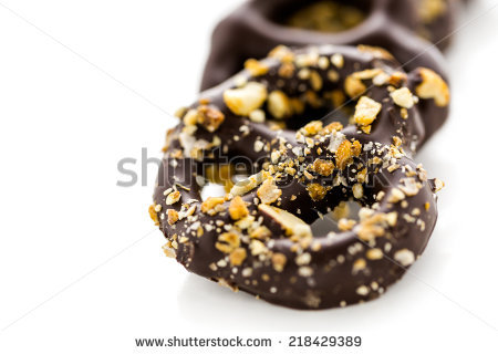Chocolate Covered Peanuts Stock Photos, Royalty.