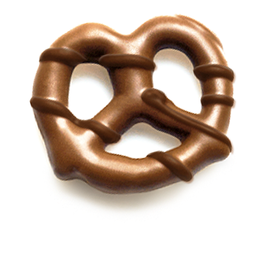 Pretzel clipart chocolate covered pretzel, Pretzel chocolate.