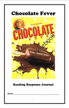 Chocolate Fever questions by chapter.free.