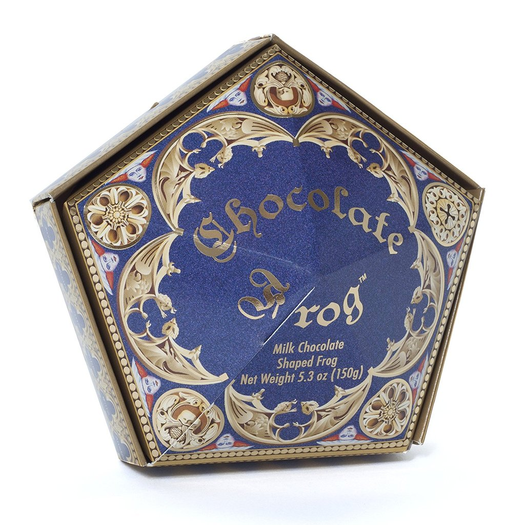 Wizarding World of Harry Potter Hogwarts Chocolate Frog by Universal.
