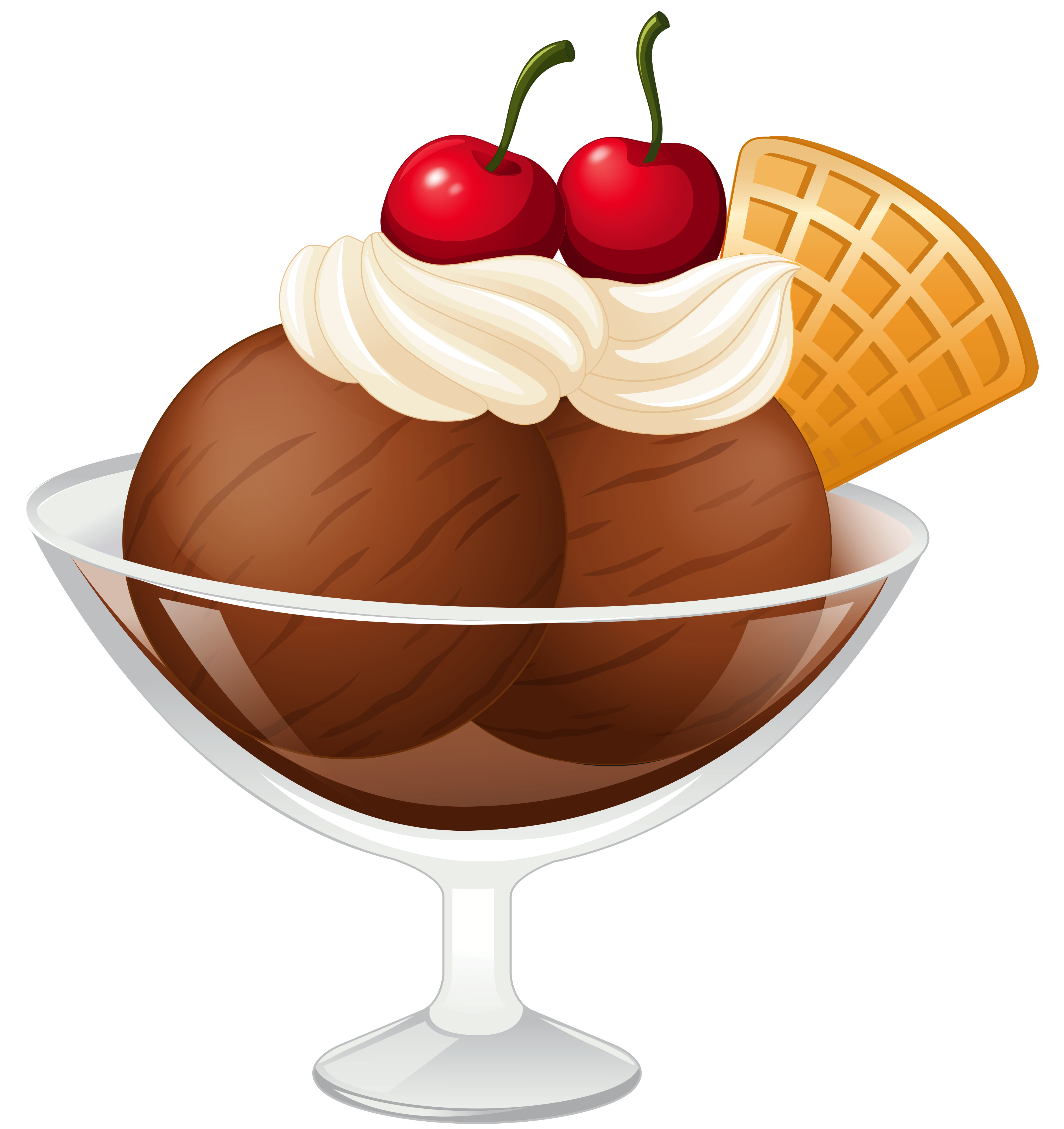 Chocolate Nut Sundae Cake