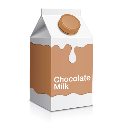 92+ Chocolate Milk Clipart.