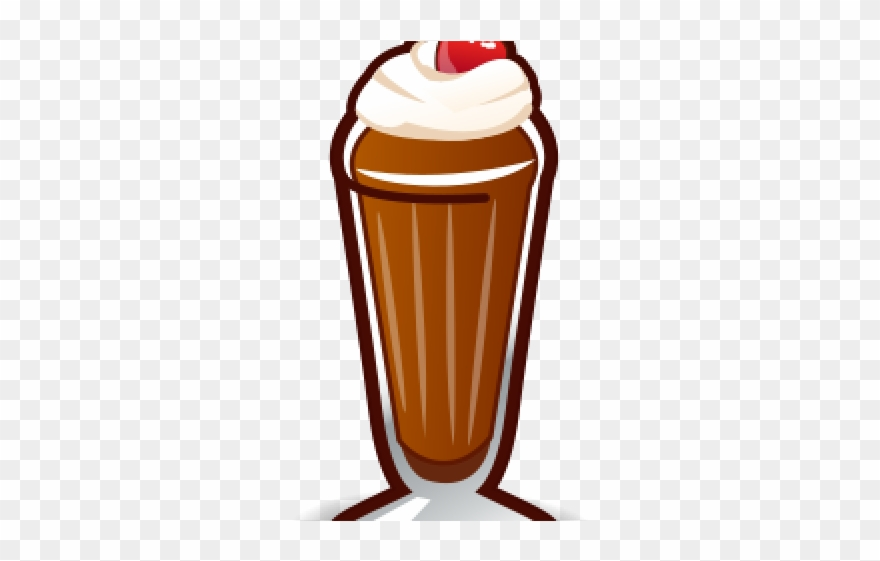 Milkshake Clipart Chocolate.