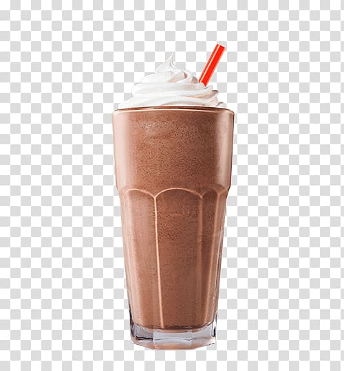 Milkshake Sundae Chocolate milk Burger King, Milkshake transparent.