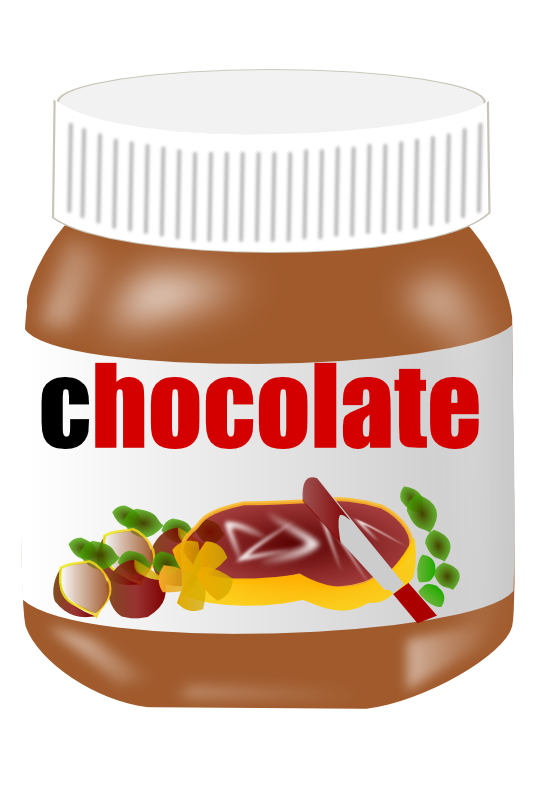 Chocolate clipart clipart cliparts for you image #27785.