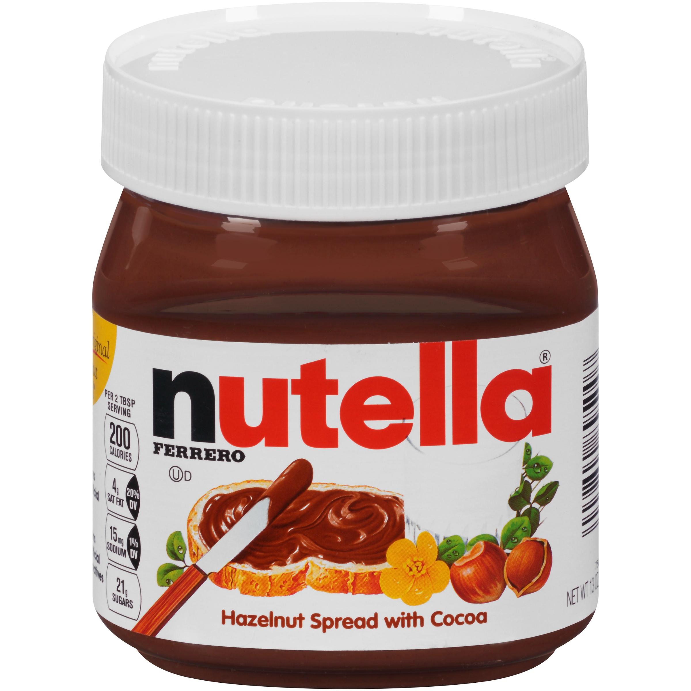 Nutella   Hazelnut Spread 13 oz. Jar.