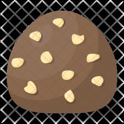 Chocolate Icon.