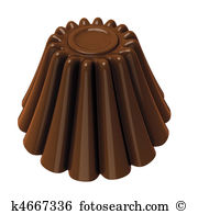Chocolate pudding Stock Illustration Images. 158 chocolate pudding.