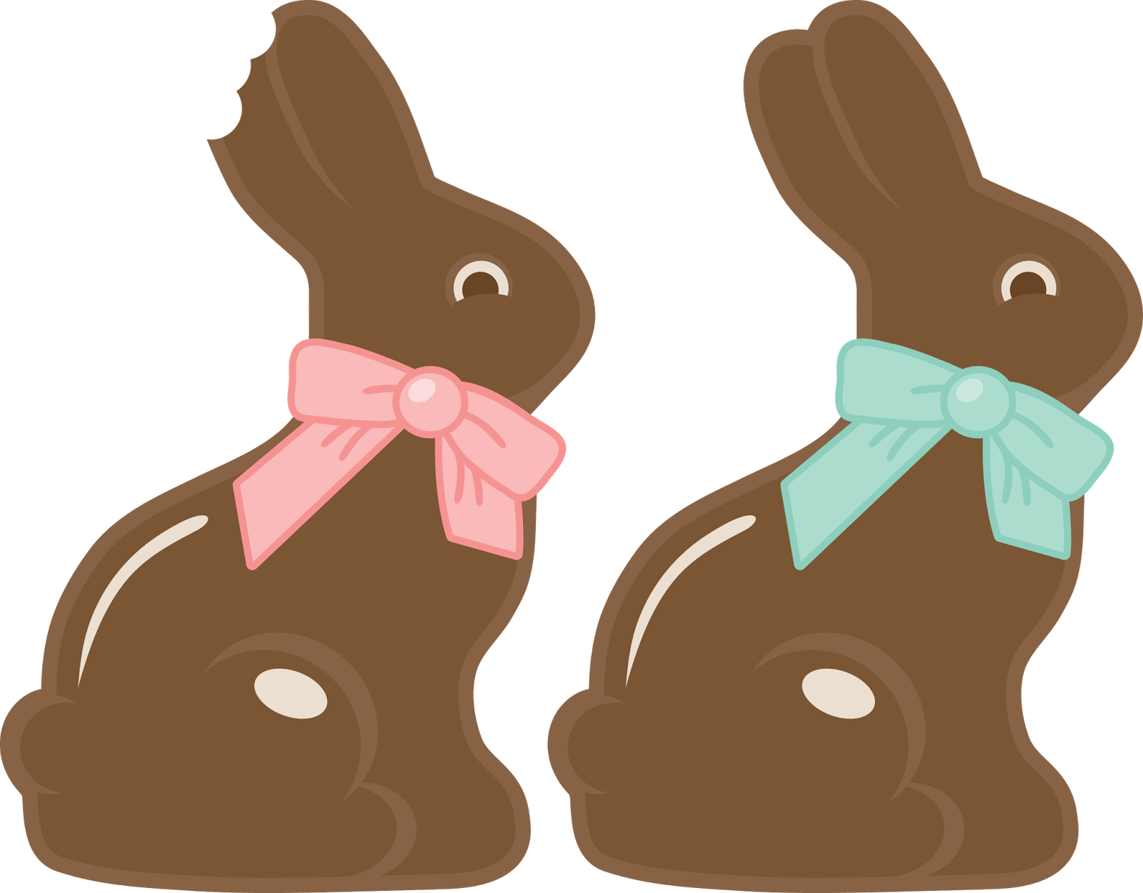 Free Chocolate Rabbit Cliparts, Download Free Clip Art, Free.