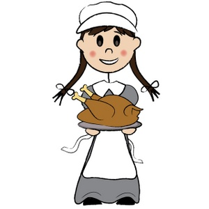Thanksgiving Clipart Image.