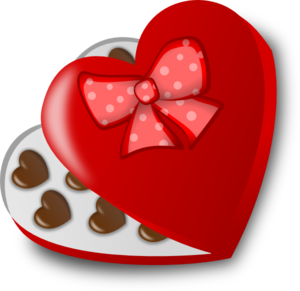 Box Of Chocolates Clip Art at Clker.com.
