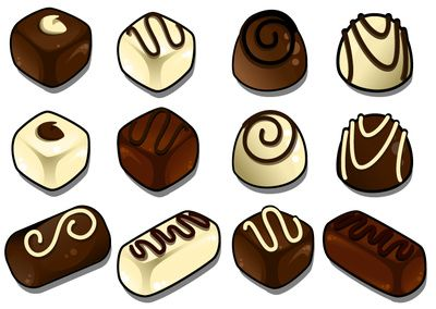 Chocolate clipart.