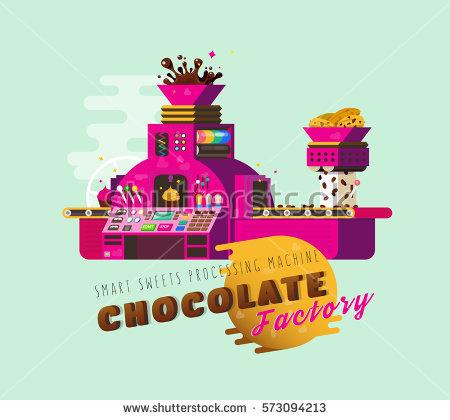 Chocolate Shop Stock Photos, Royalty.