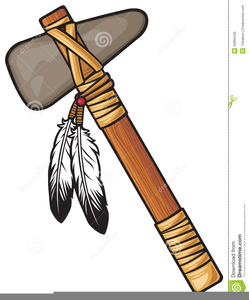 Choctaw Indians Clipart.