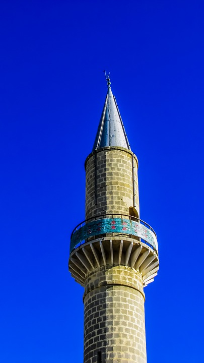 Free photo: Minaret, Mosque, Religion, Islam.