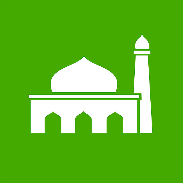 Free vector graphic: Icon, Islam, Moslem, Mosque, Muslim.
