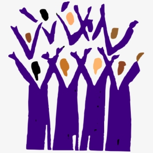 Gospel Choir Clip Art #161740.