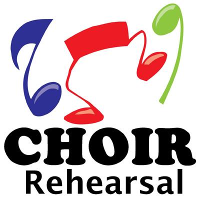 Choir Rehearsal.