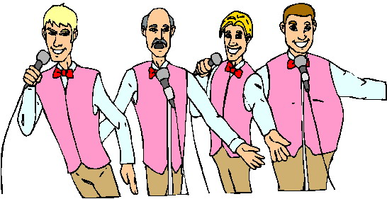 Choirs Clip Art.