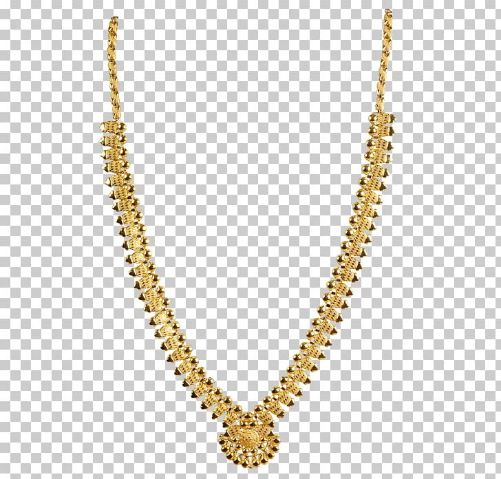 Necklace Jewellery Colored Gold Chain PNG, Clipart, Body.
